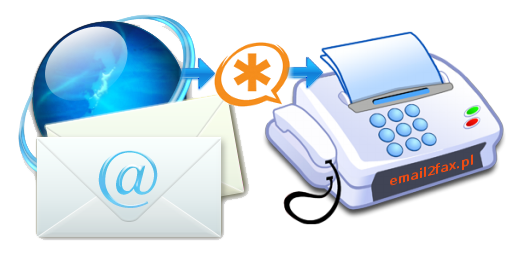 email2fax icon